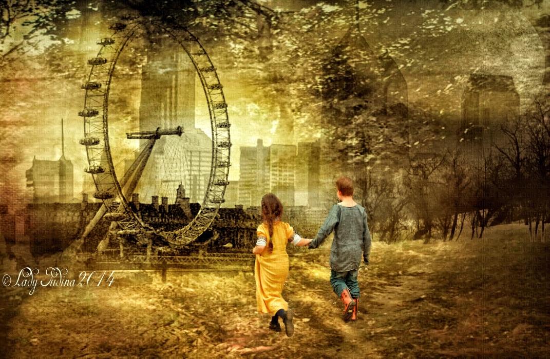 The Ferris Wheel 2-Az  Oriaskerek 2 by ladyjudina
