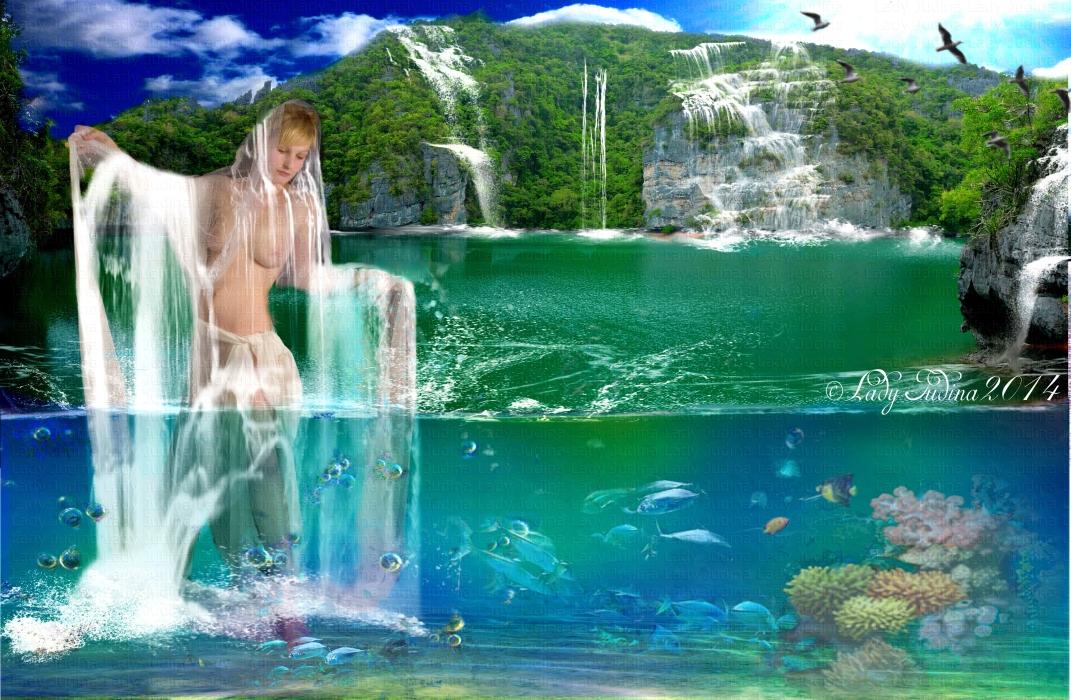 Waterfalls-Vizesesek 8 by ladyjudina