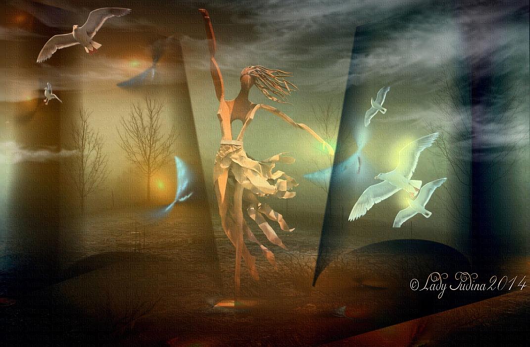 Dance of birds-Madarak tanca 2 by ladyjudina