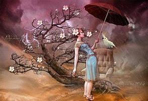 The Rain, animation by ladyjudina