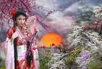 Cherry Flowers, animation