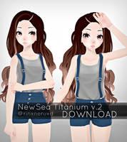 Titanium Hair V.2 DOWNLOAD