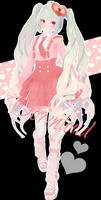 Valentines Day SweetHeart Miku DL DOWN