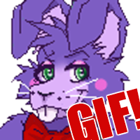 Giant RockStar Bonnie Icon(gif) by brannahgirl