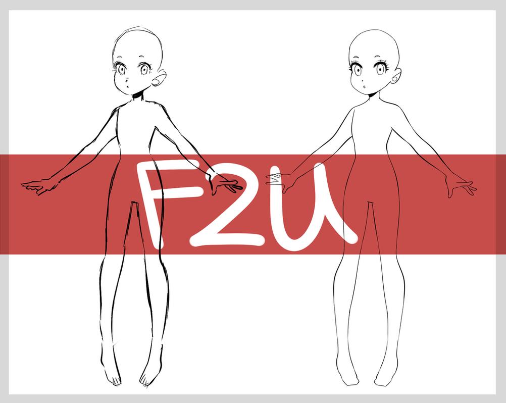 [F2U] Sketch + Lineart by Ryno-Chalklut