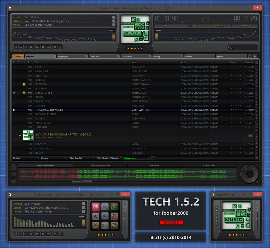 TECH v1.5.2 by Br3tt