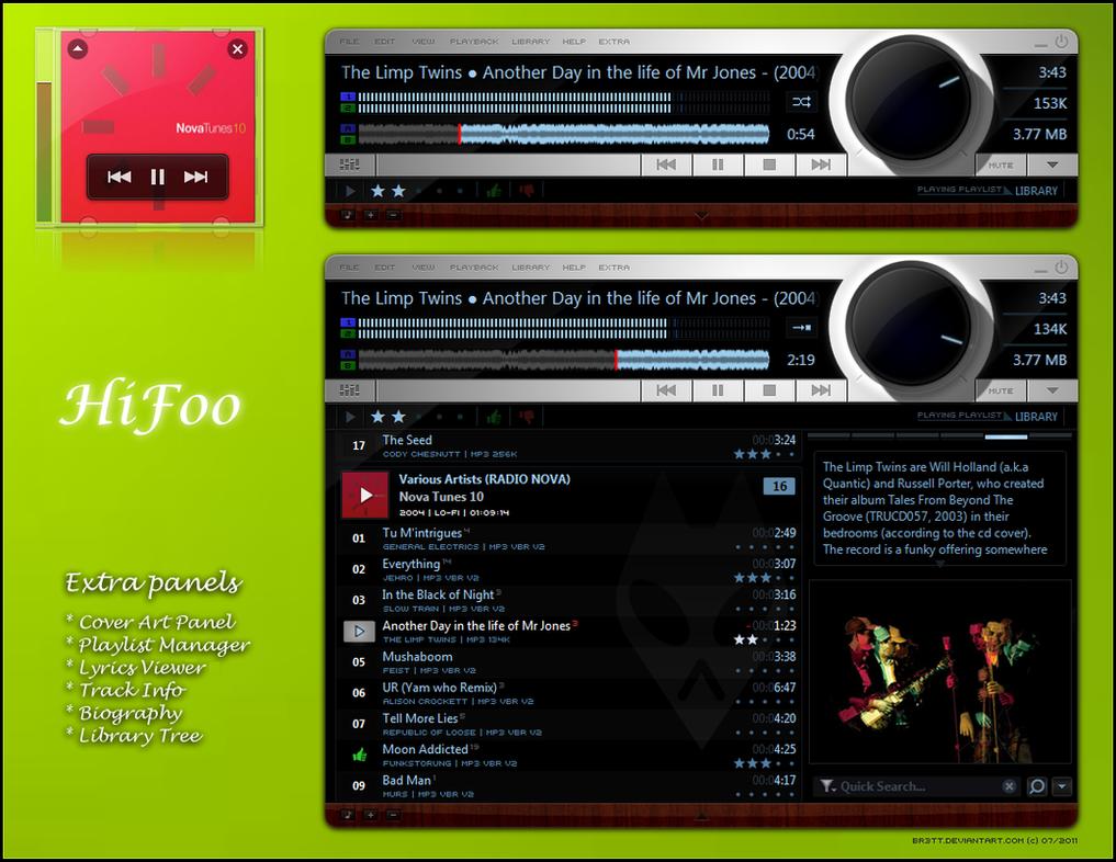 HiFoo v1.7.5 by Br3tt