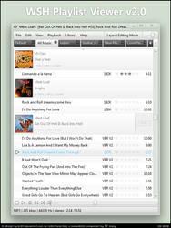 WSH Playlist Viewer v2.0.1