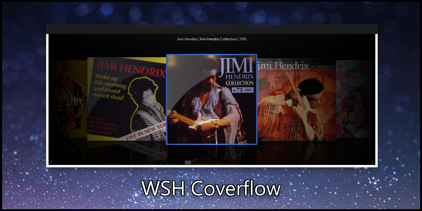 Is there a good iTunes coverflow-type control for WPF - Stack Overflow
