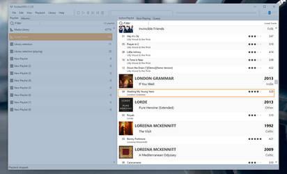 JS Smooth Playlist