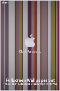 Clear As Apple Fullscreen