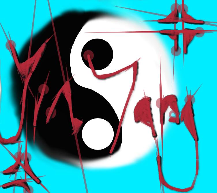 Yin Yang by Tamsinotoes