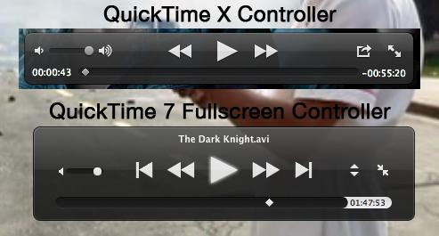 Quicktime X to 7 Controller by JoshJanusch