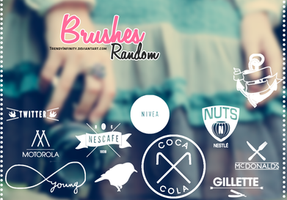 Brushes Random by TrendyInfinity