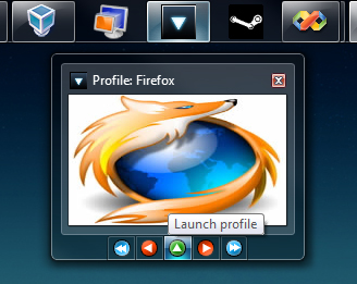 Windows 7 App Launcher - 7APL