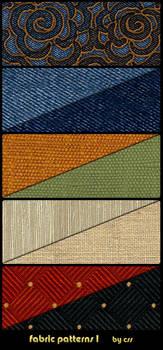 Fabric Patterns 1
