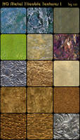 HQ Metal Tileable Textures 1