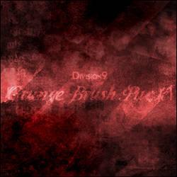 Grunge Brush set by Vibralux