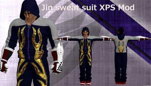Jin Tekken 4 SweatSuit XPS Mod