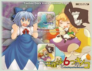 Touhou Dock Icons Set 2