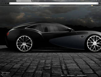Bugatti by hr91