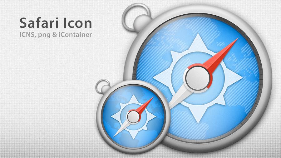 Safari Icon by Vma5