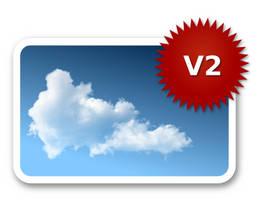 Clouds V2 by sa-ki