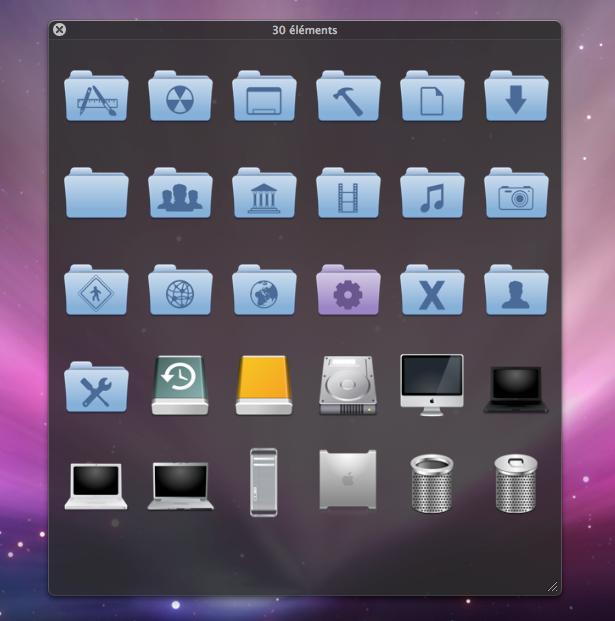 X.5 Icons by sa-ki