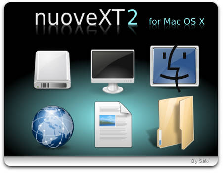nuoveXT.2 for Mac