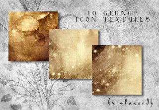 Icon Textures set 09 by elanordh