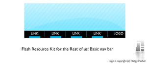Flash kit:Basic Nav