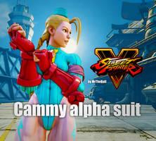 Alpha Cammy by MrTheBull