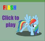 Rainbow Dash Beat 'em Up - WIP