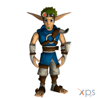Jak (J and D Outfit)
