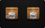 Chronopost icons - Jaku Theme for iPhone/iPod