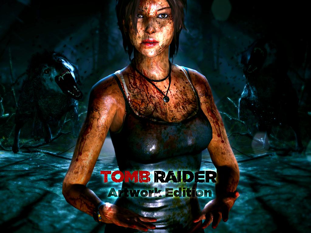 Tomb Raider (2013) Artwork Edition - MOD by somebody2978