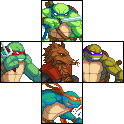 Teenage Mutant Ninja Turtles by ShinLeeJin