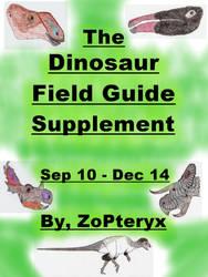 The Dinosaur Field Guide Supplement