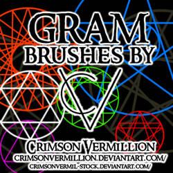 Gram Brushes
