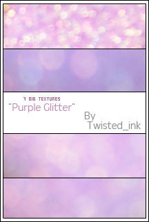 Big Purple Glitter