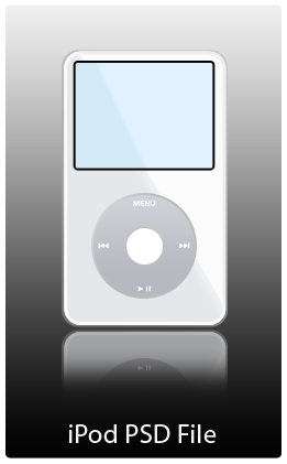 iPOD PSD by Mackero