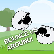 Bouncy Sheep by dvs-00