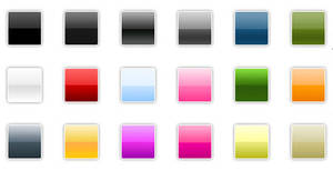WebStyle Gradients by allaboutps