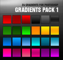 24 Pack Gradients by allaboutps