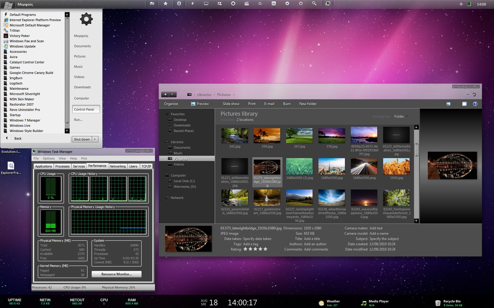 Mac Evolution by MorpheusNS