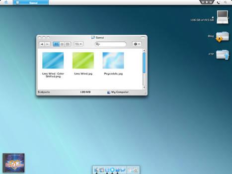 Samui GUI for windows