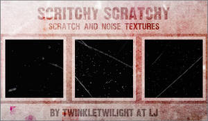 Scratch and Noise Textures