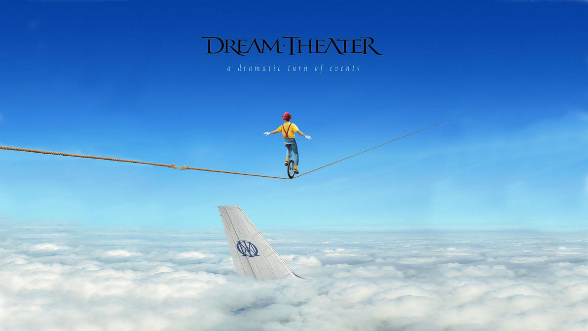 Best Of Dream Theater Wallpapers Hd For: A Dramatic Turn Of Events -Dream Theater Wallpaper By