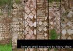 Roman Wall textures