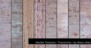 Marble Textures - Travertino